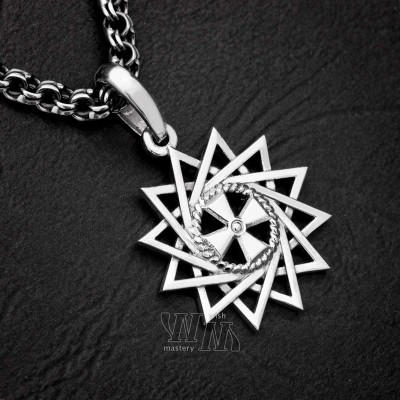 Звезда Эрцгаммы серебро
